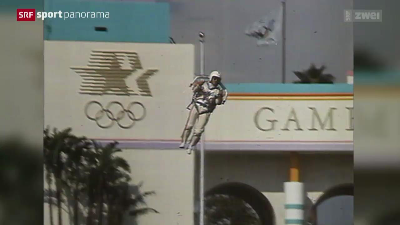 Olympisches: Rückblick auf die Sommerspiele 1984 in Los Angeles