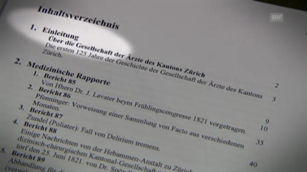 Video «Fragwürdige Dissertationen» abspielen