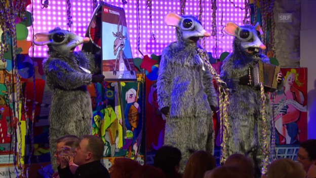 Video «Basler Fasnacht 2016: Magdalena Martullo Blocher» abspielen
