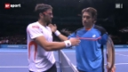 Video «Tennis: David Ferrer - Janko Tipsarevic» abspielen
