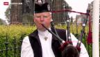 Video «Grosse Spannung vor dem Urnengang in Schottland» abspielen