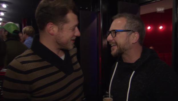 Video «Patrick Rohr und Simon Ming» abspielen