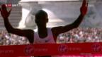 Video «Doppelsieg für Kenia» abspielen