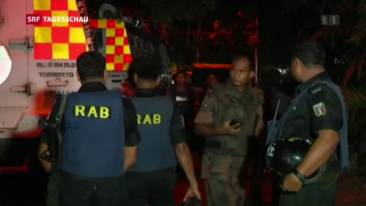 Terror in Bangladesch