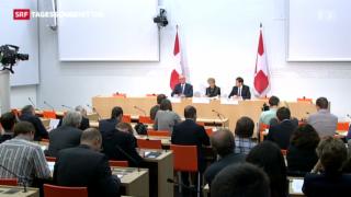 Video «Inländisches Bankgeheimnis wird aufgeweicht » abspielen