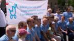 Video «Bundesrat gegen vierwöchigen Vaterschaftsurlaub» abspielen