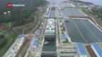 Video «Erweiterung des Panama-Kanals» abspielen