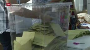 Video «Wahlen in der Türkei» abspielen
