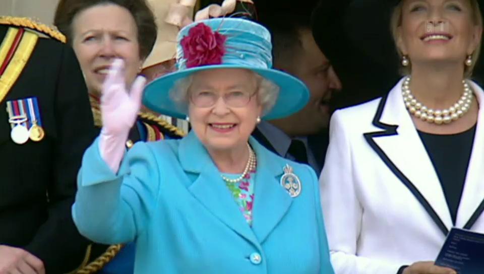 Ihre Familie: Die Königin ganz privat