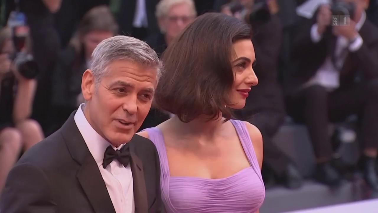 Lifetime Achievement Award für George Clooney