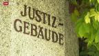 Video «Ein Richter und das Walliser Kantonsgericht stehen am Pranger» abspielen