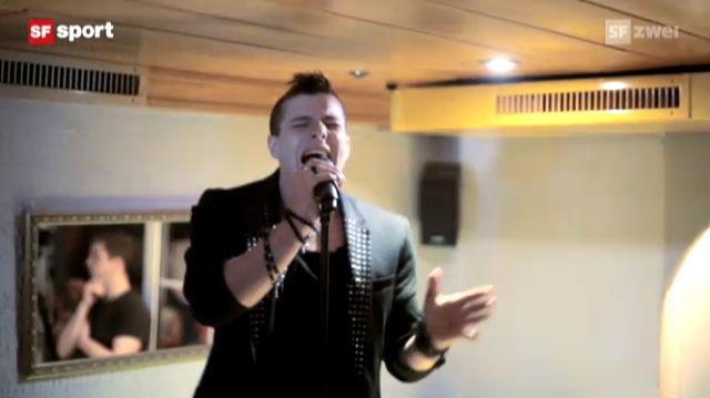 Olympia – Traum: Kunstturner Lucas Fischer kämpft trotz Epilepsie weiter