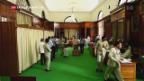 Video «Präsidentenwahl in Indien» abspielen