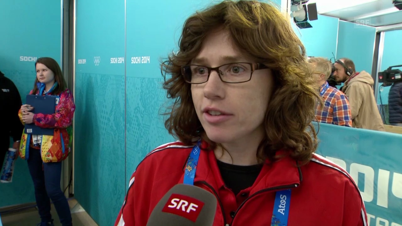 Curling: Interview mit Mirjam Ott (sotschi direkt, 10.02.2014)