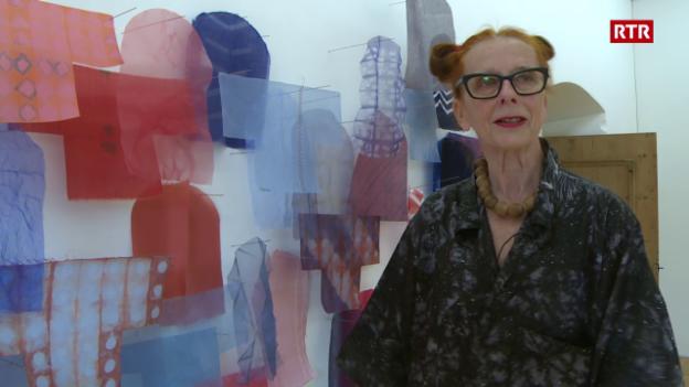 Laschar ir video «Exprimer emoziuns cun material textil»