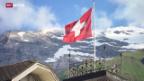 Video «Wie glücklich ist die Schweiz?» abspielen