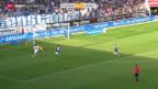 Video «Fussball: Luzern - Basel» abspielen