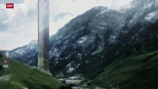Video «Schweiz aktuell» abspielen