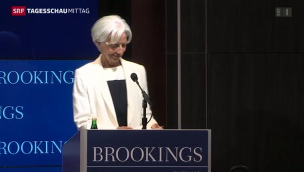 Video «IWF: Keine Spezialbehandlung für Griechenland» abspielen