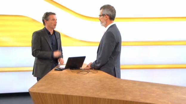 Video «Studiogespräch mit Thomas Koller, Professor für Privatrecht Universität Bern» abspielen