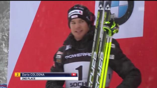 Video «Langlauf: Weltcup-Sprint in Sotschi» abspielen