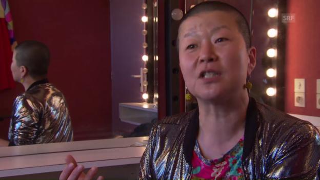 Video «Eun-Me Ahn, wie hat die Trilogie Ihr Leben verändert?» abspielen