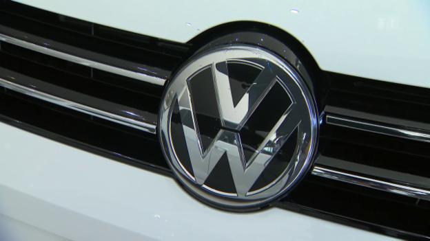 Video «VW-Abgas-Skandal: Motorschaden nach Software-Update» abspielen