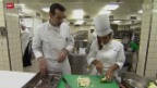 Video «Luxus-Hotel: ein Blick hinter die Sterne» abspielen
