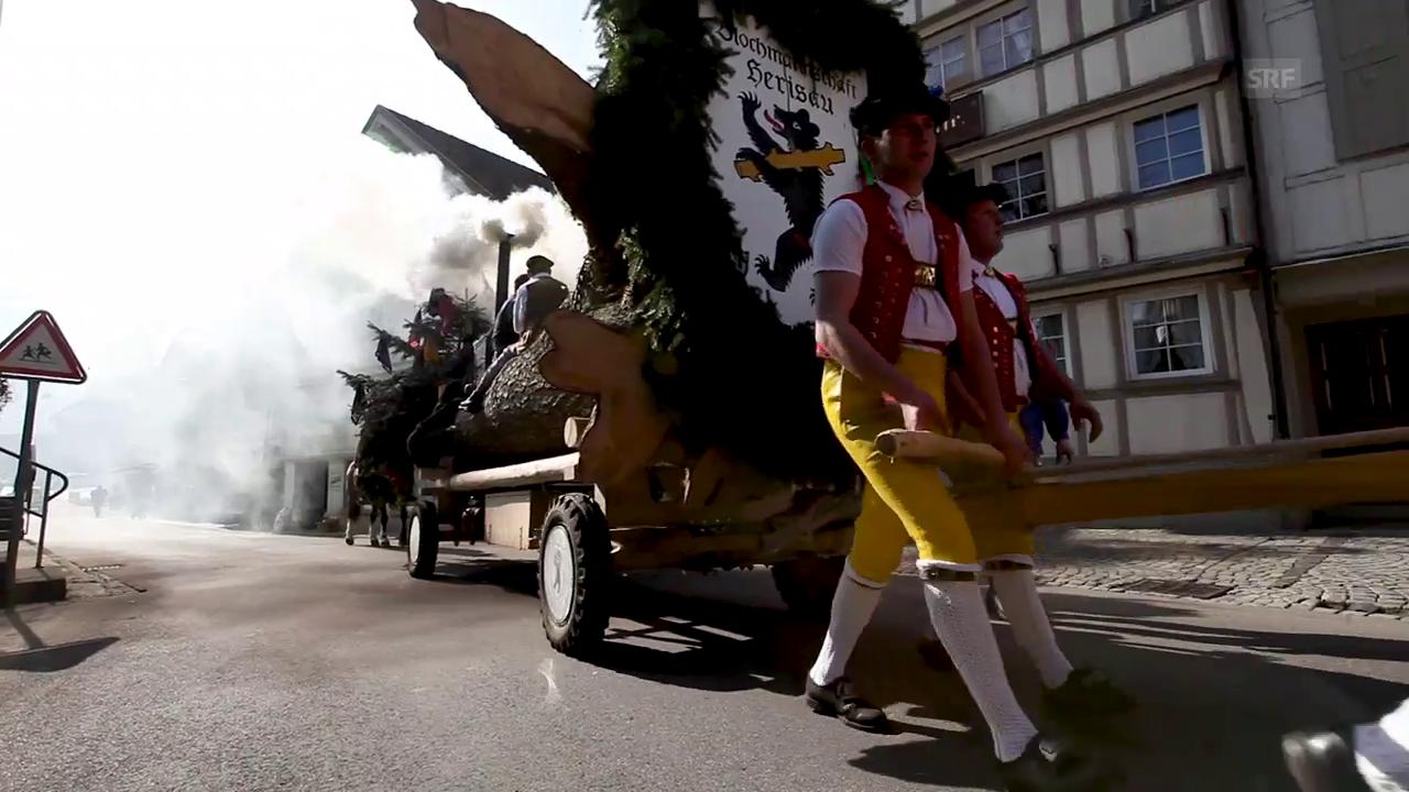 Trailer zum Dokumentarfilm «S'Bloch»