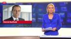 Video «Finma-Direktor muss vor Anhörung» abspielen