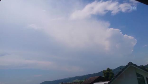 Video «Samstagswetter im Zeitraffer» abspielen