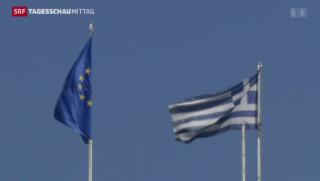Video «Lage in Griechenland spitzt sich zu» abspielen