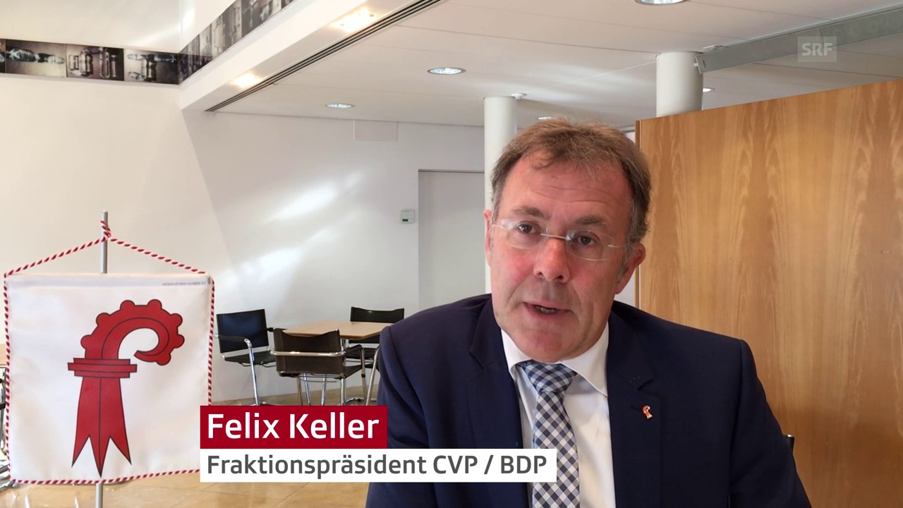 Felix Keller, CVP: Wichtigstes Ziel?