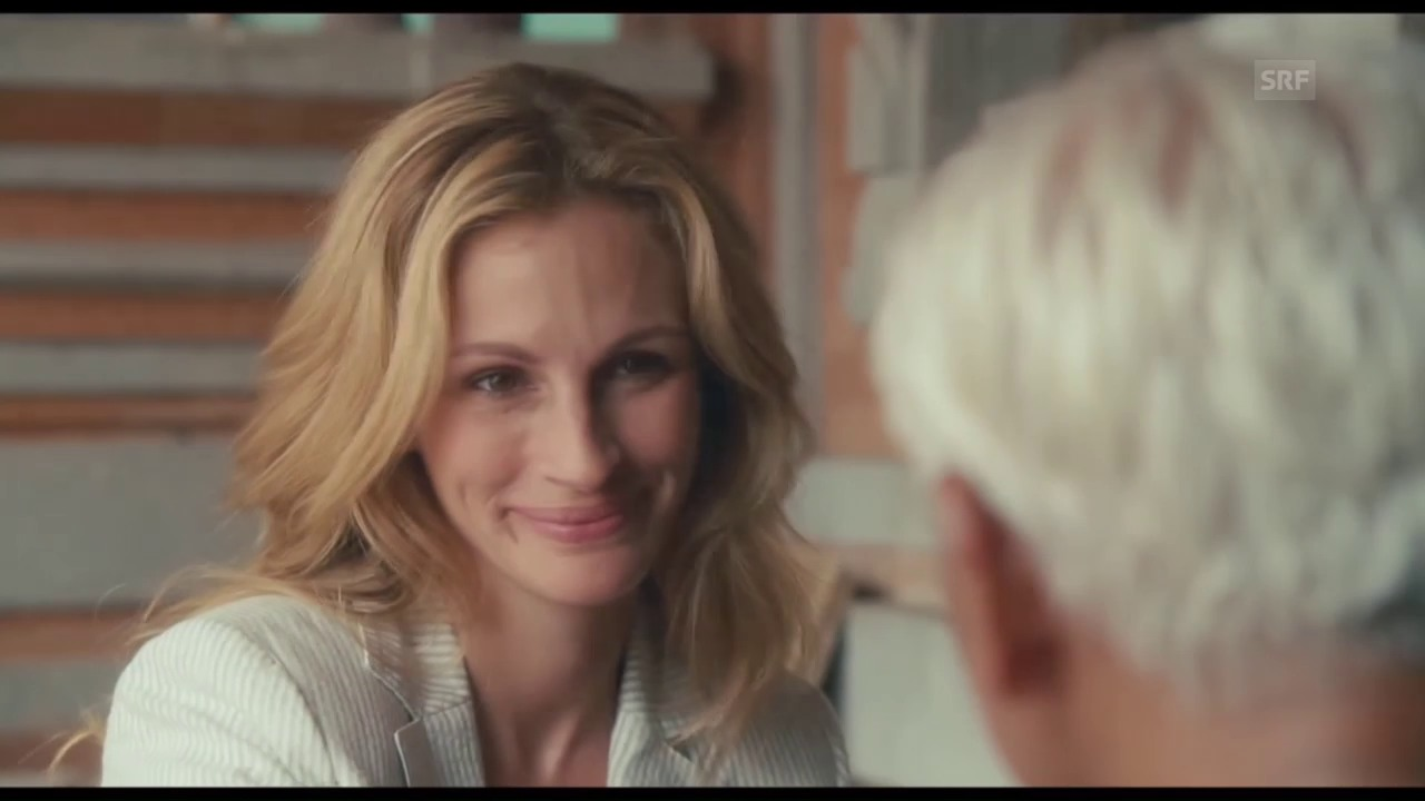 Trailer «Eat, Pray, Love»