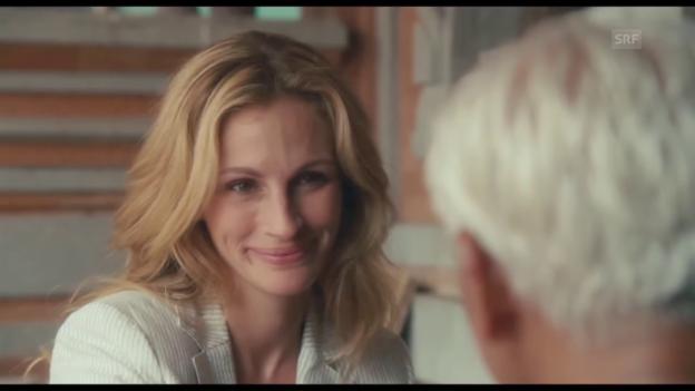 Video «Trailer «Eat, Pray, Love»» abspielen