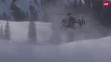 Link öffnet eine Lightbox. Video Armee testet neues Flugsicherheits-System abspielen