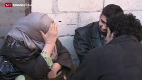 Video «Erfolglose Syrien-Gespräche» abspielen