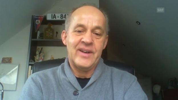 Video «Ingolf Gritschneder über die «Die Spur der Schlange»» abspielen