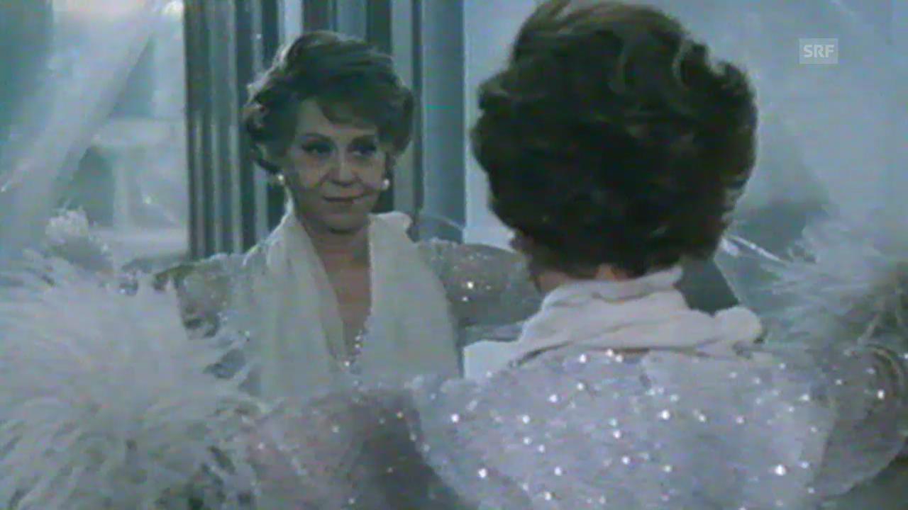 «Ginger e Fred» - Fellinis Kritik am TV-Konsum (Kamera läuft, 1986)