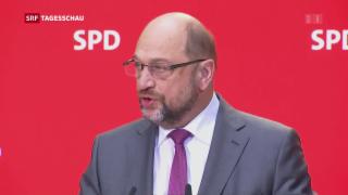 Video «SPD will GroKo-Verhandlungen» abspielen