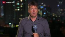 Video «Einschätzungen von ARD-Korrespondent Markus Rosch» abspielen