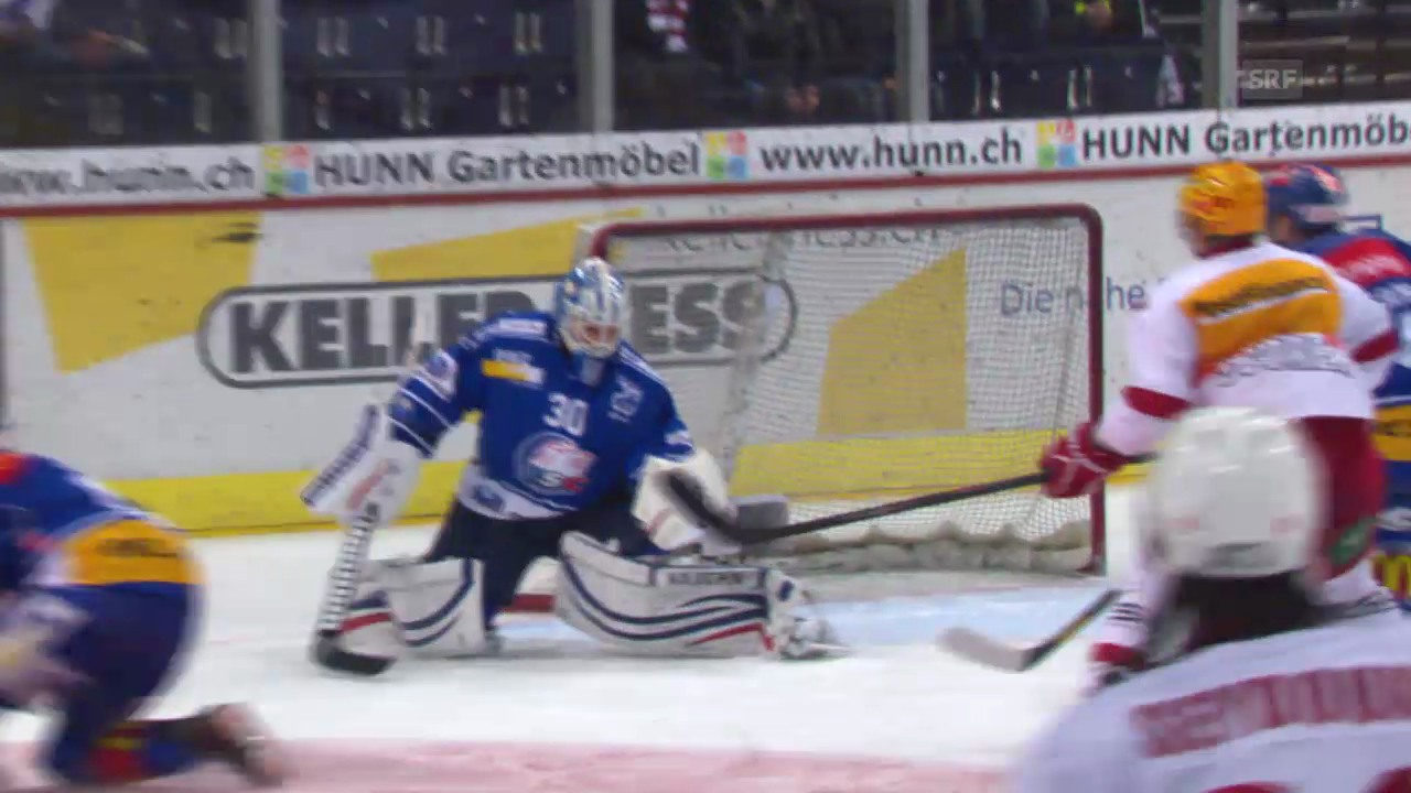 Eishockey: Playoff-Viertelfinal, ZSC Lions - Lausanne («sportlive», 25.03.2014)