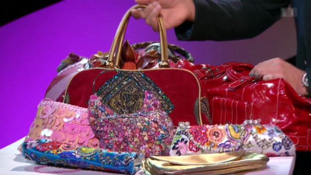 Video «Handtaschen – der Frauen liebstes Stück» abspielen