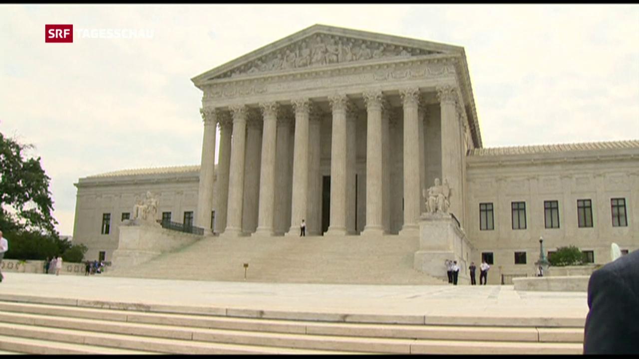 Gericht weisst Trump erneut in die Schranken