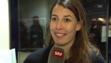 Video «Dominique Gisin über ihren neuen Alltag» abspielen