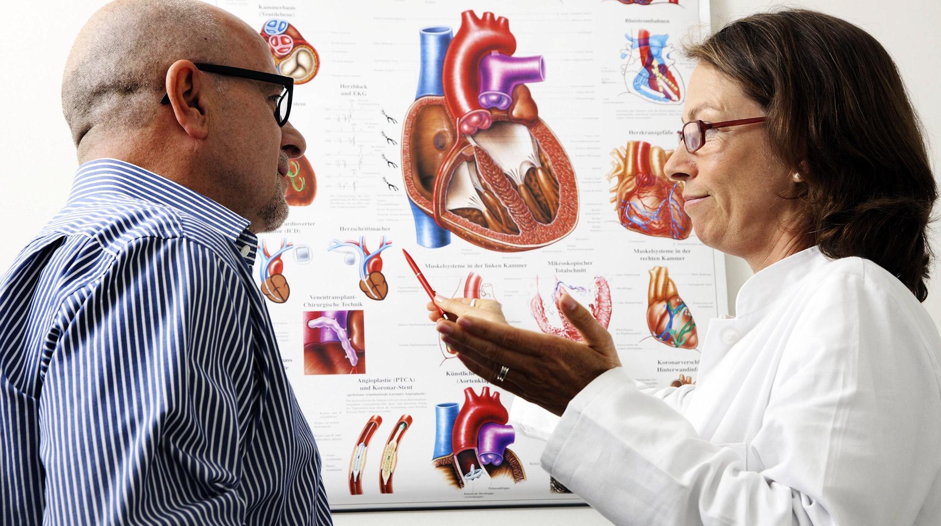 Wie heißt ein hörender Arzt?