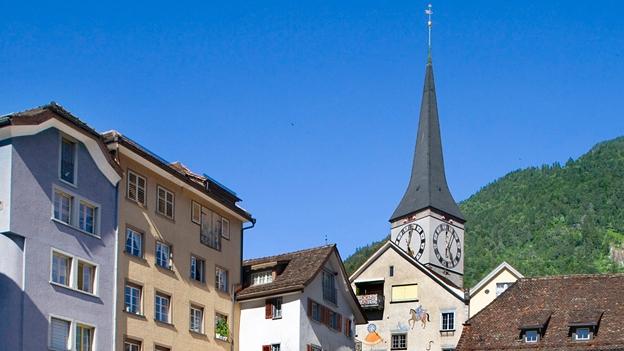 Glockengeläut der Stadtkirche St. Martin, Chur