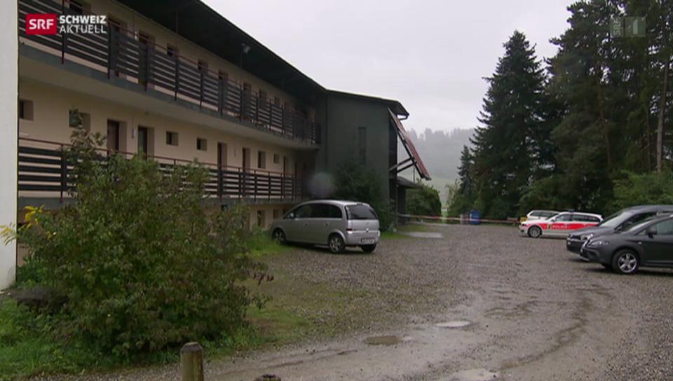 Messerstecherei vor Puff bei Bern