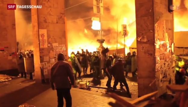 Video «Winterthurer Kurzfilmtage widmen sich der ukrainischen Krise» abspielen