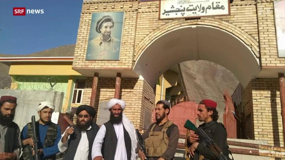 Taliban erobern das Pandschir-Tal